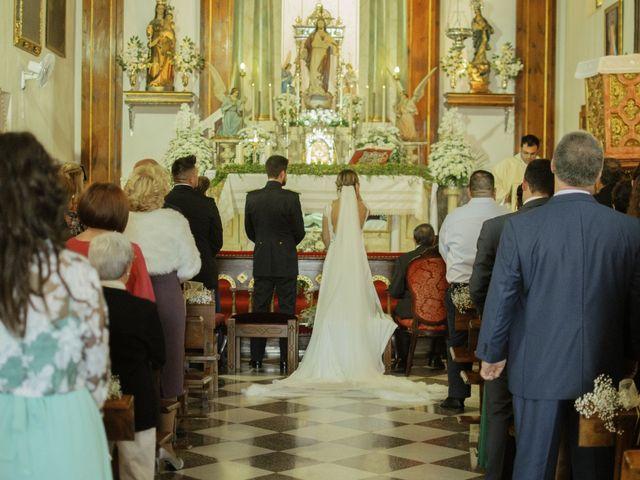 La boda de Oscar y Beatriz en Granada, Granada 20