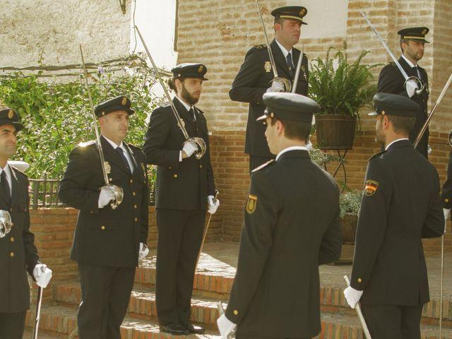La boda de Oscar y Beatriz en Granada, Granada 26