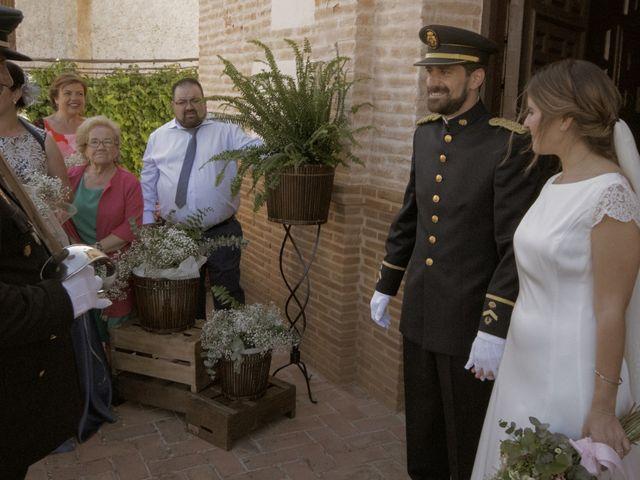 La boda de Oscar y Beatriz en Granada, Granada 27