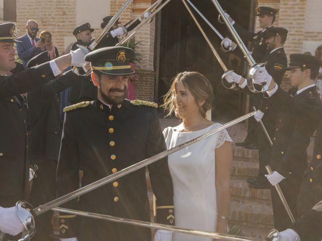 La boda de Oscar y Beatriz en Granada, Granada 28