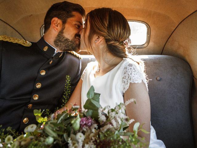 La boda de Oscar y Beatriz en Granada, Granada 29