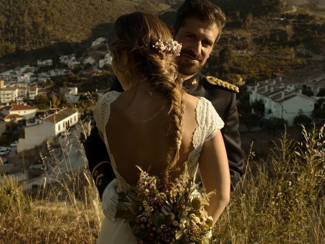 La boda de Oscar y Beatriz en Granada, Granada 30