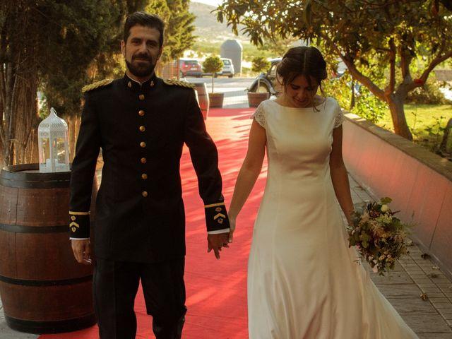 La boda de Oscar y Beatriz en Granada, Granada 31