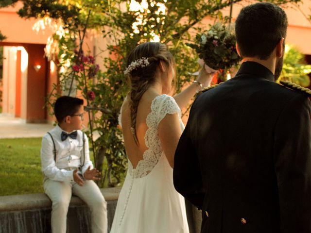 La boda de Oscar y Beatriz en Granada, Granada 32