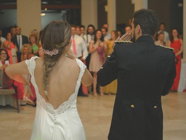La boda de Oscar y Beatriz en Granada, Granada 39