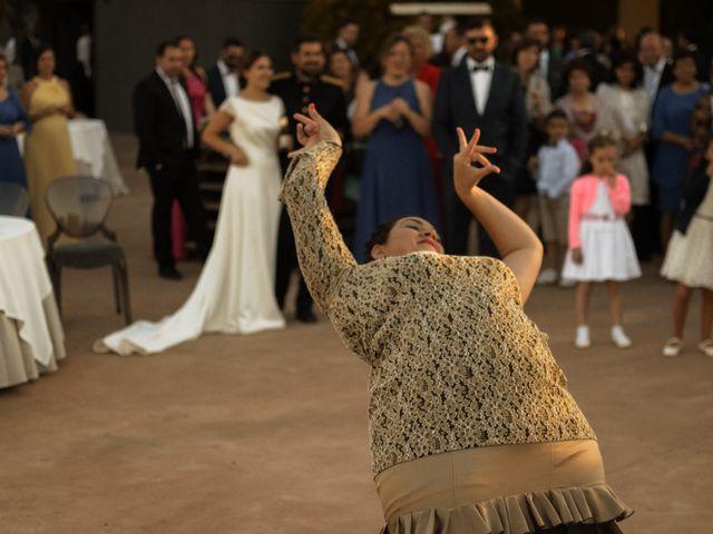 La boda de Oscar y Beatriz en Granada, Granada 42