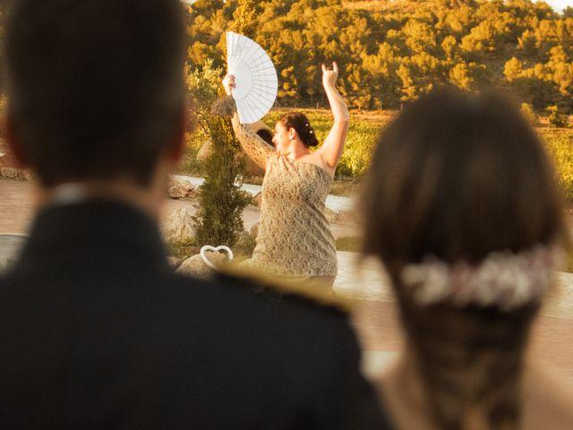 La boda de Oscar y Beatriz en Granada, Granada 43
