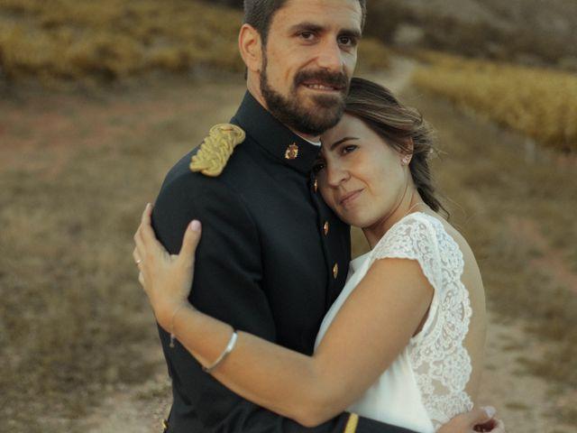 La boda de Oscar y Beatriz en Granada, Granada 44
