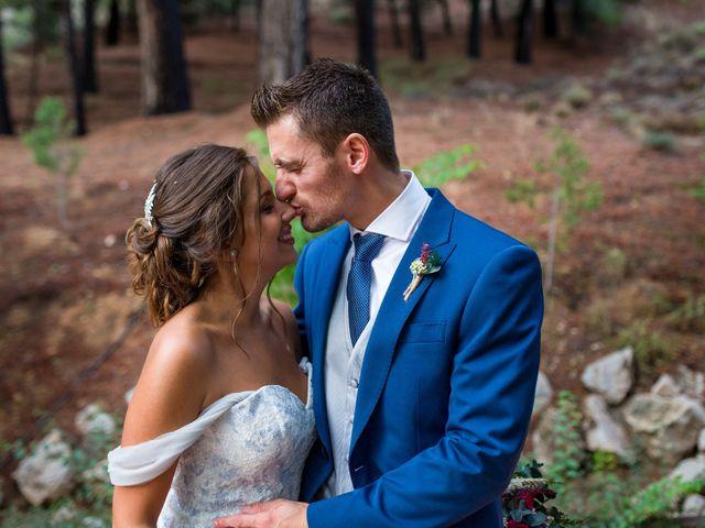 La boda de Alba y Toni