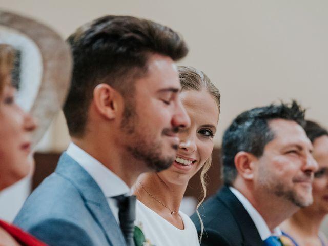 La boda de Jordi y Alba en Alacant/alicante, Alicante 12
