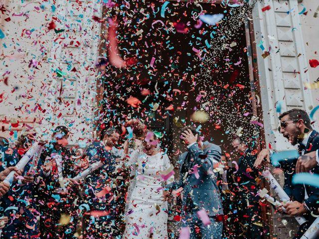 La boda de Jordi y Alba en Alacant/alicante, Alicante 1