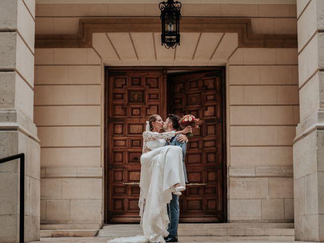 La boda de Jordi y Alba en Alacant/alicante, Alicante 18