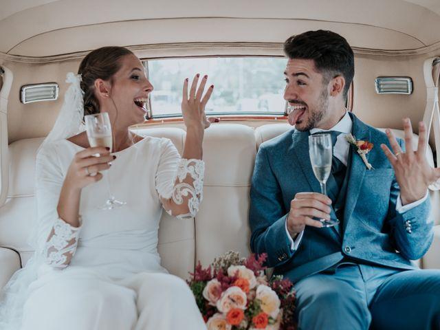 La boda de Jordi y Alba en Alacant/alicante, Alicante 19