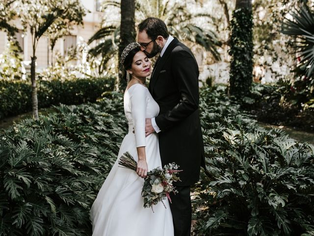 La boda de Marian y Javier
