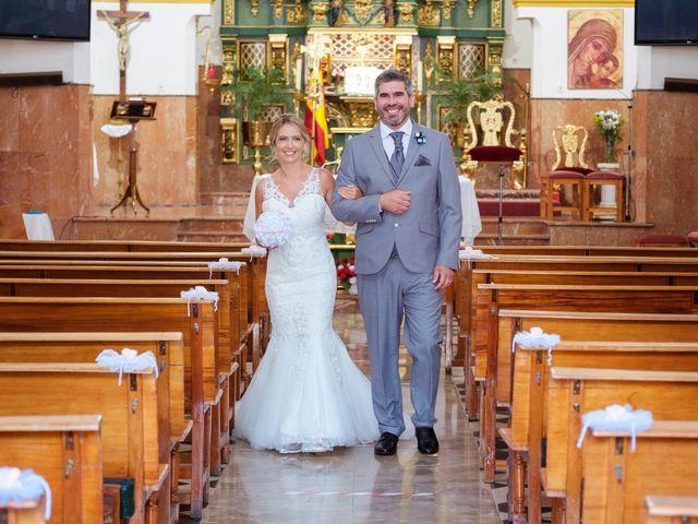La boda de Juan Ignacio y Nuria en Alora, Málaga 13