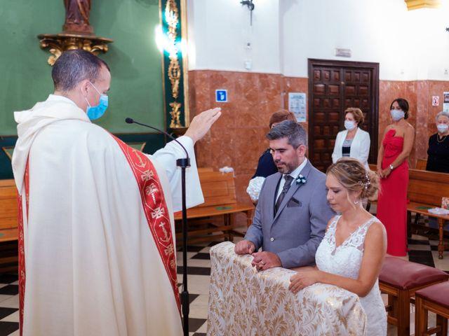 La boda de Juan Ignacio y Nuria en Alora, Málaga 14