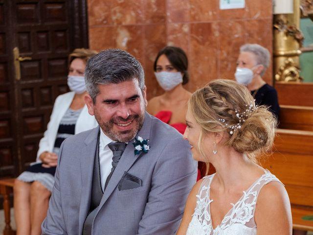La boda de Juan Ignacio y Nuria en Alora, Málaga 15
