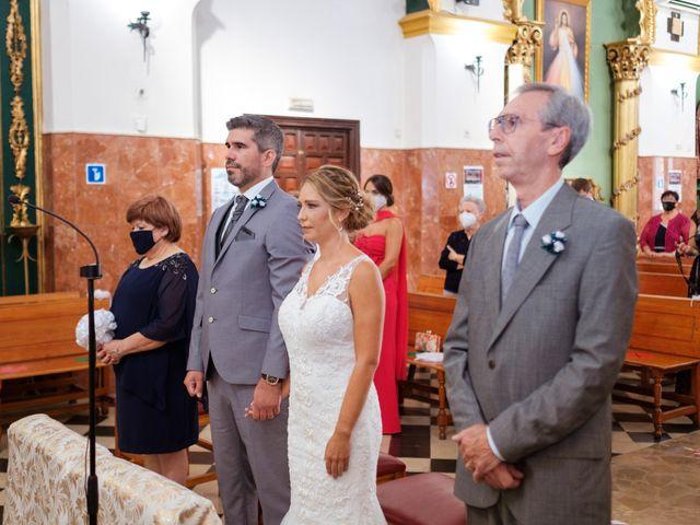 La boda de Juan Ignacio y Nuria en Alora, Málaga 17