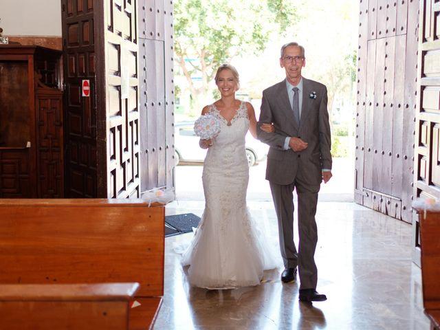 La boda de Juan Ignacio y Nuria en Alora, Málaga 18