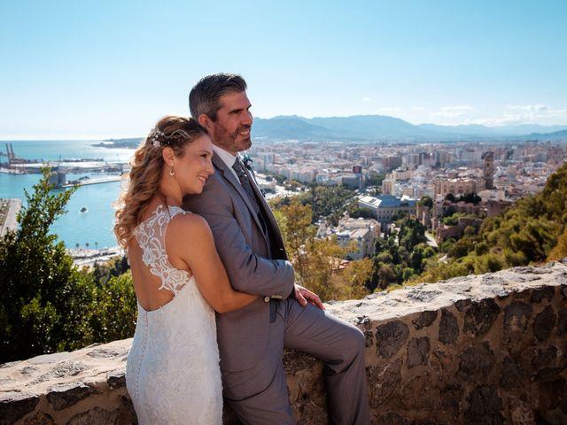 La boda de Juan Ignacio y Nuria en Alora, Málaga 37