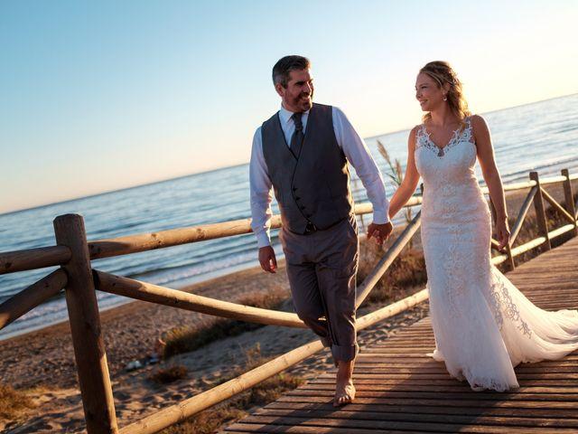 La boda de Juan Ignacio y Nuria en Alora, Málaga 44