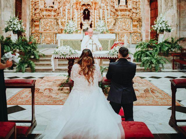 La boda de Álvaro y Arianna en La Orotava, Santa Cruz de Tenerife 8