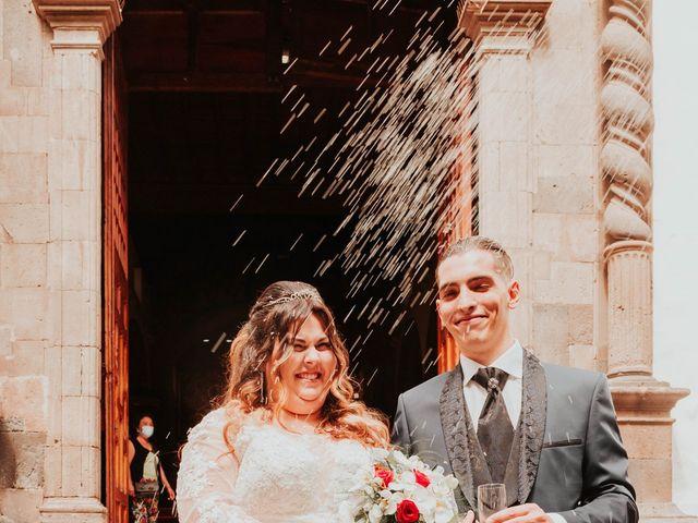 La boda de Álvaro y Arianna en La Orotava, Santa Cruz de Tenerife 10