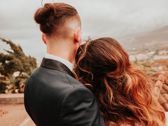La boda de Álvaro y Arianna en La Orotava, Santa Cruz de Tenerife 11