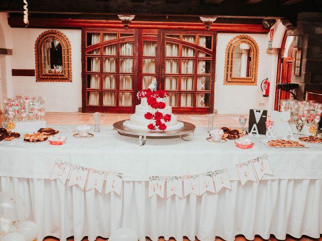 La boda de Álvaro y Arianna en La Orotava, Santa Cruz de Tenerife 16