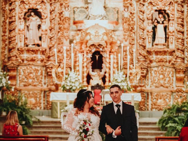 La boda de Álvaro y Arianna en La Orotava, Santa Cruz de Tenerife 27