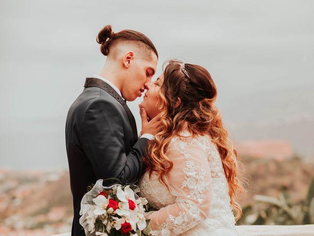 La boda de Álvaro y Arianna en La Orotava, Santa Cruz de Tenerife 28