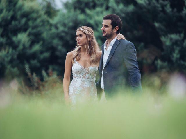 La boda de Tina y Ale