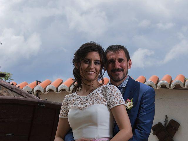 La boda de Cristina y Manuel