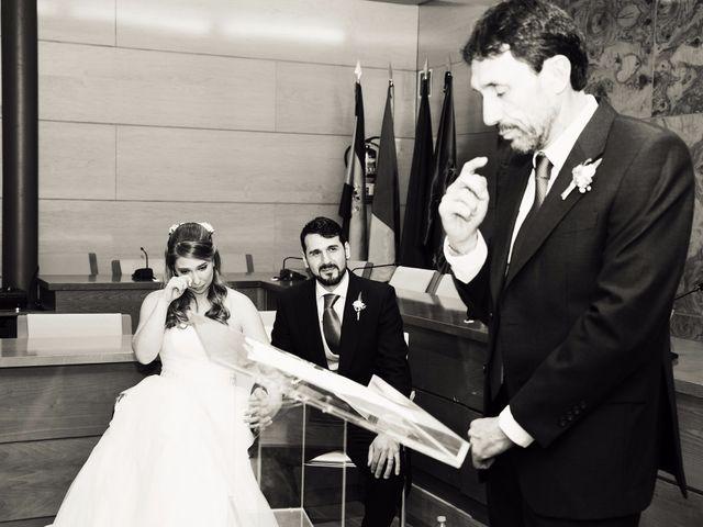La boda de Iván y Marta en Las Rozas De Madrid, Madrid 14