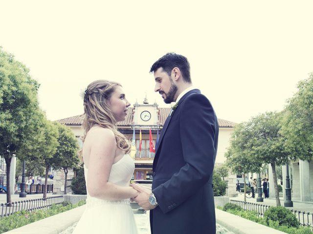 La boda de Iván y Marta en Las Rozas De Madrid, Madrid 2
