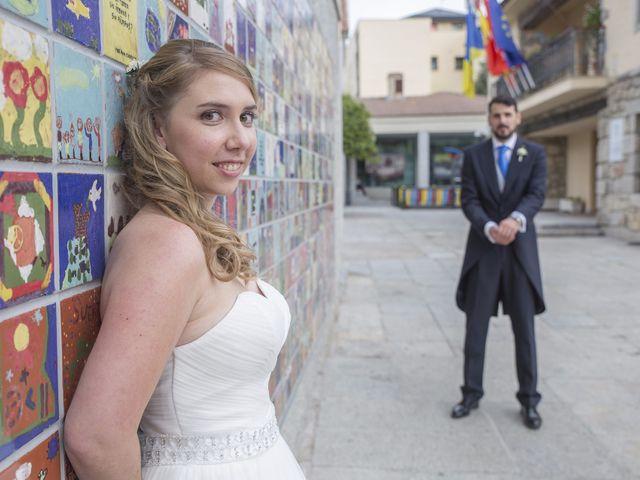 La boda de Iván y Marta en Las Rozas De Madrid, Madrid 21