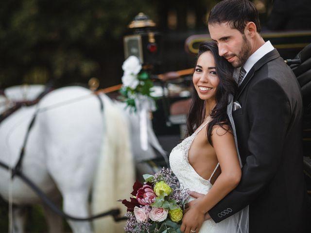 La boda de Kari y Rafa