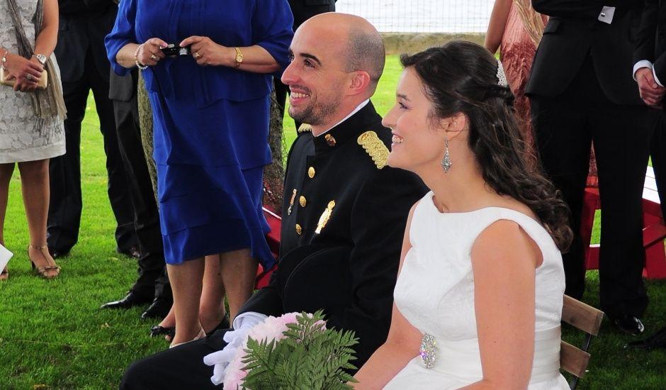 La boda de Vanessa y Iván en A Coruña, A Coruña