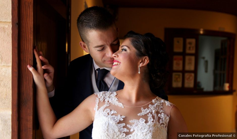 La boda de Luis Miguel y Noelia en Bailen, Jaén