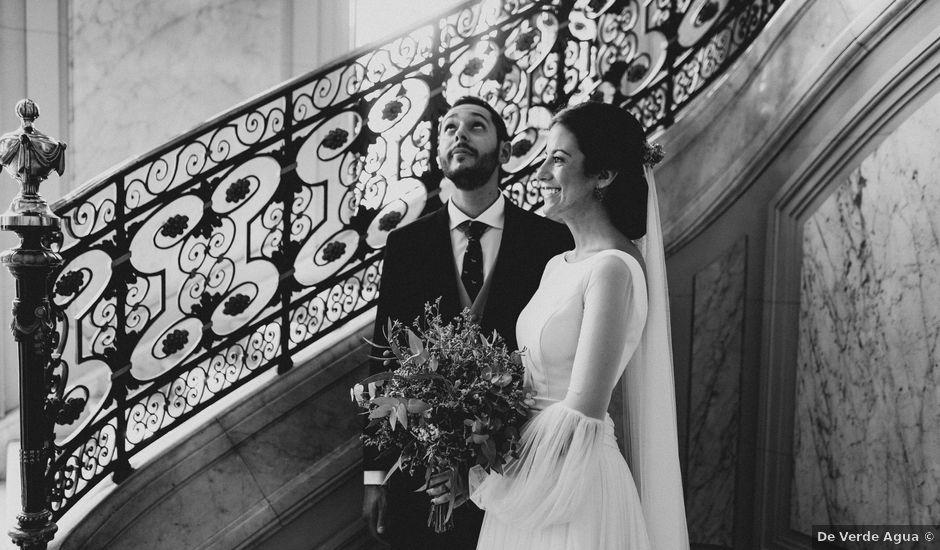 La boda de Alberto y Inma en Jerez De La Frontera, Cádiz