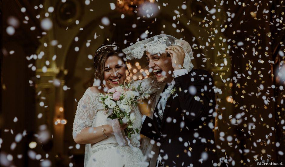 La boda de Antonio y Sonia en Villarrobledo, Albacete