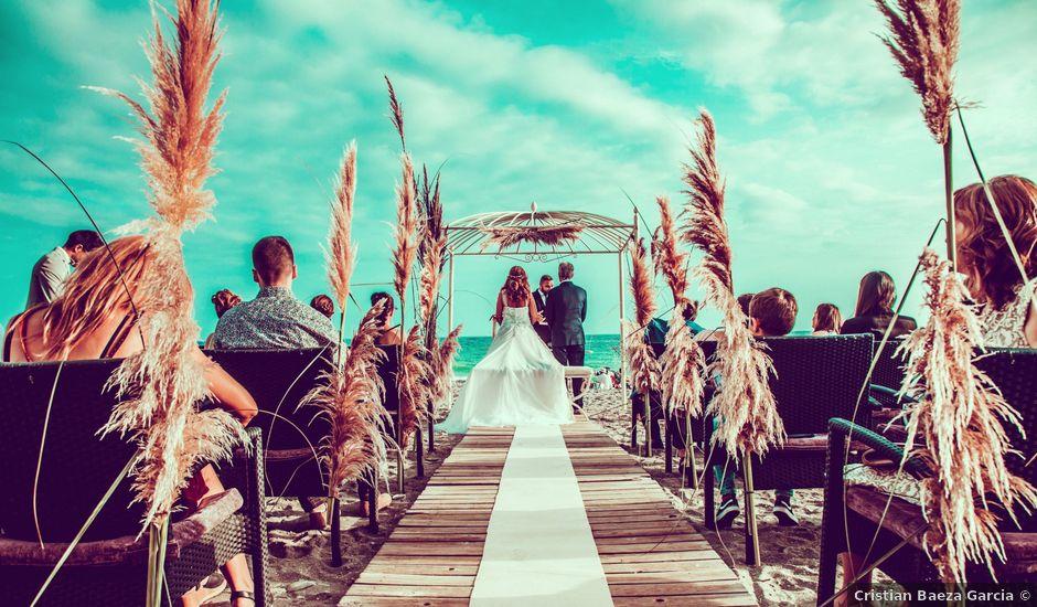 La boda de Tony y Mónica en Motril, Granada