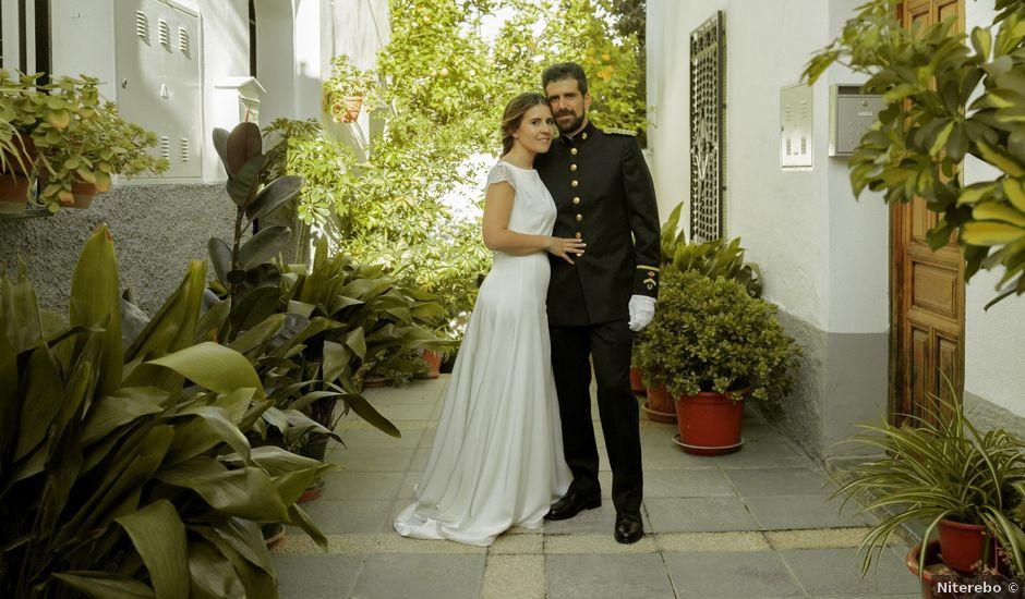 La boda de Oscar y Beatriz en Granada, Granada