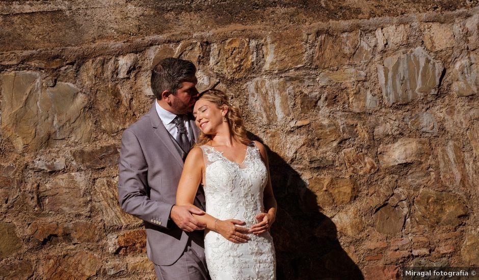 La boda de Juan Ignacio y Nuria en Alora, Málaga