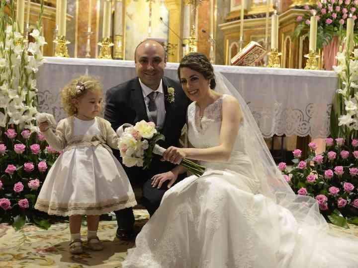 La boda de Marta y Eduardo