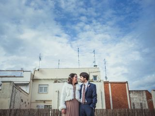 La boda de Paula y Adrián