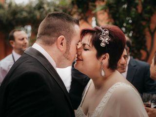 La boda de Ana y Paco