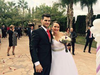La boda de Paqui y Ivan