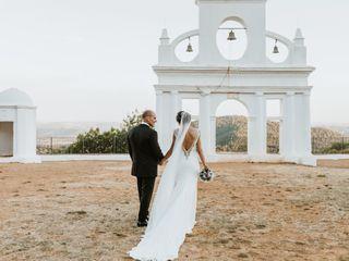 La boda de Gloria y Javier