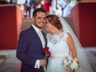 La boda de Pablo  y Mayka